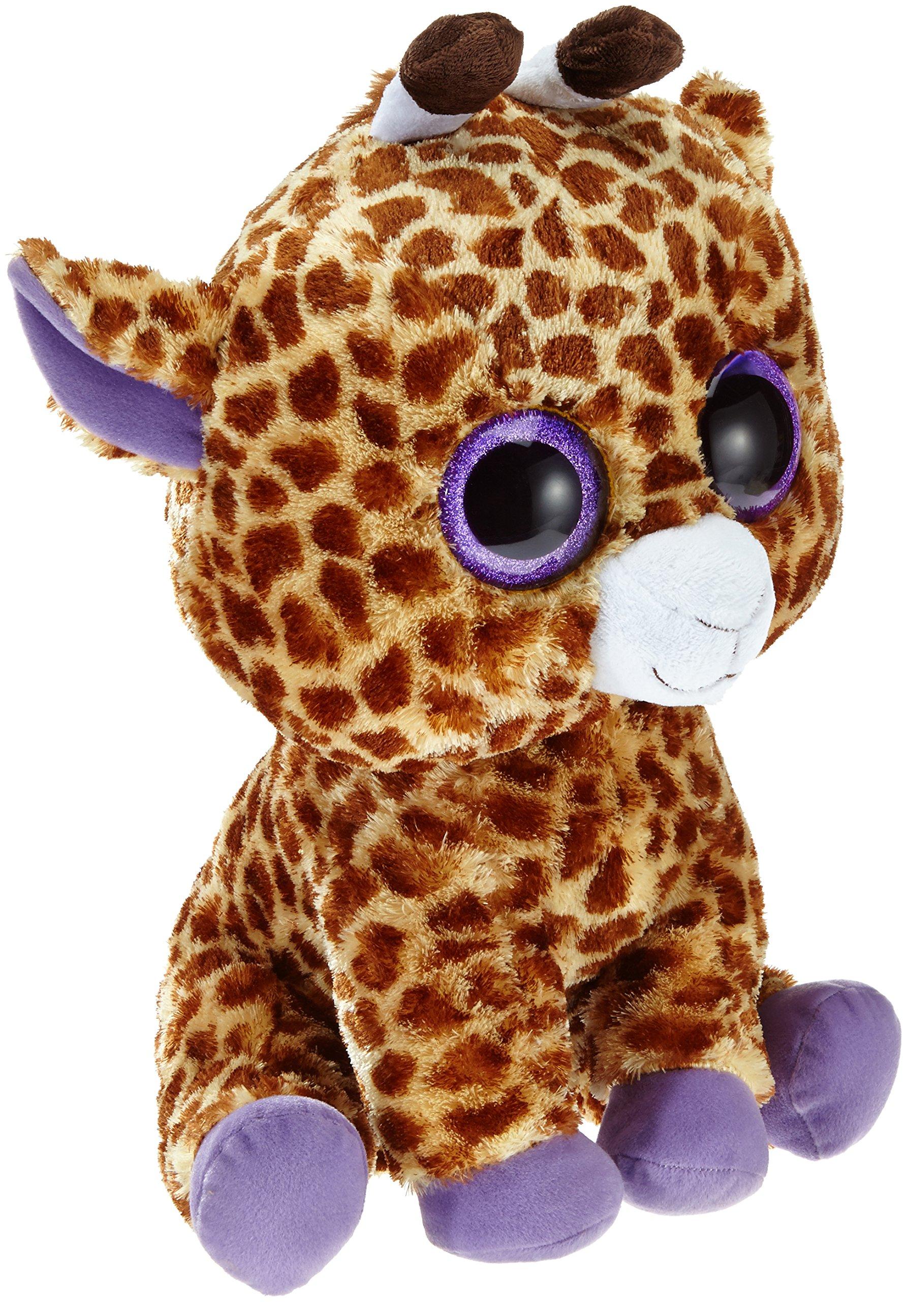 Ty Beanie Boos - Safari (Large) the Giraffe by Ty Beanie Boos