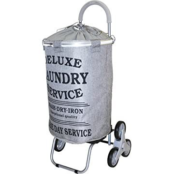 powerful DBest Laundry Trolley Dolly