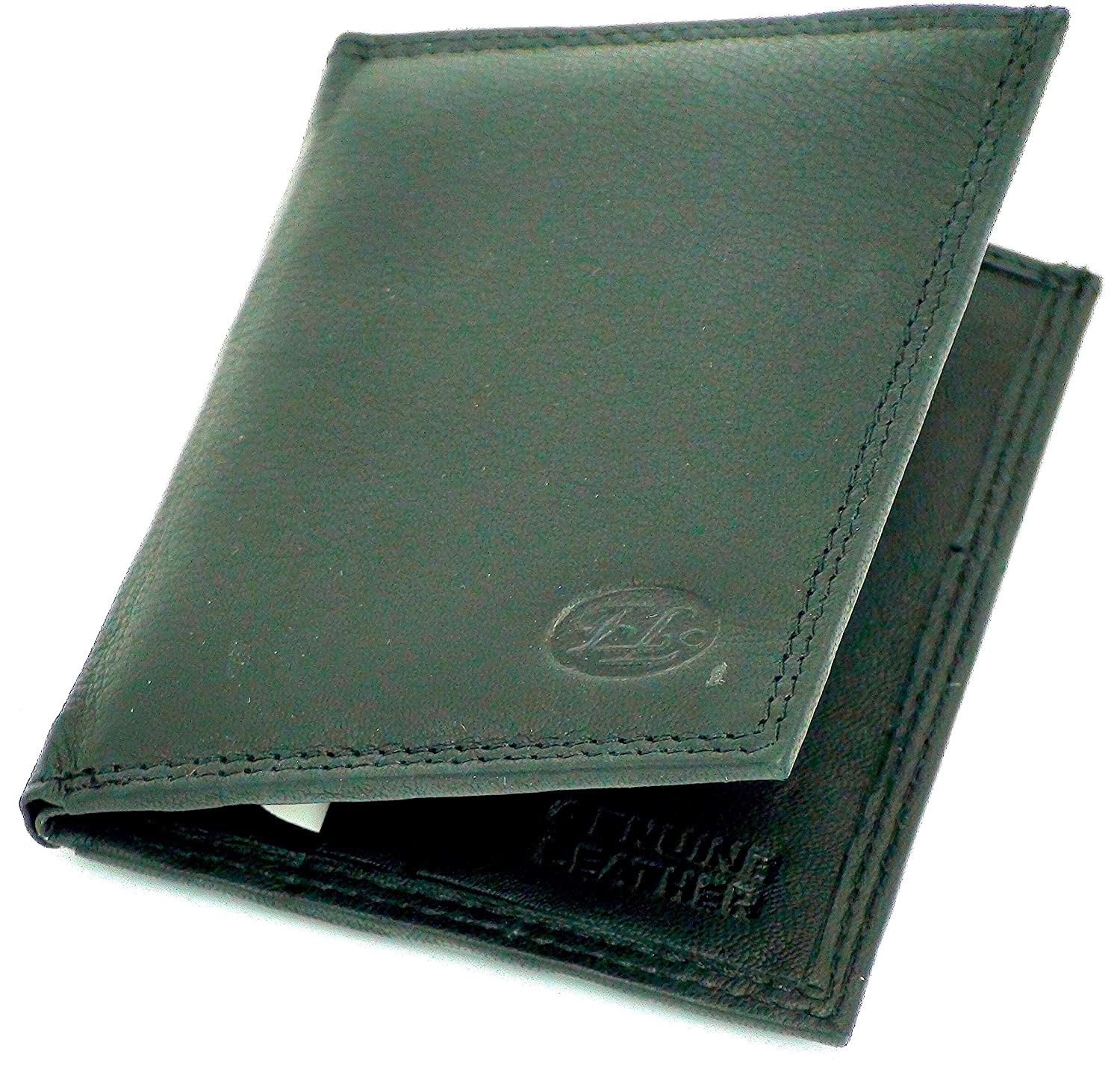 Euro Leather Quality Small Soft Leather Wallet Credit Cards - Size: 104(h) x 78(w) x 10(d) mm Florentina