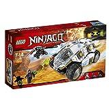 LEGO 70588 Ninjago Titanium Ninja Tumbler Building Set - Multi-Coloured