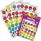Trend Enterprises Smiles Variety Pack Stinky Stickers, 432/pkg (T-83903)