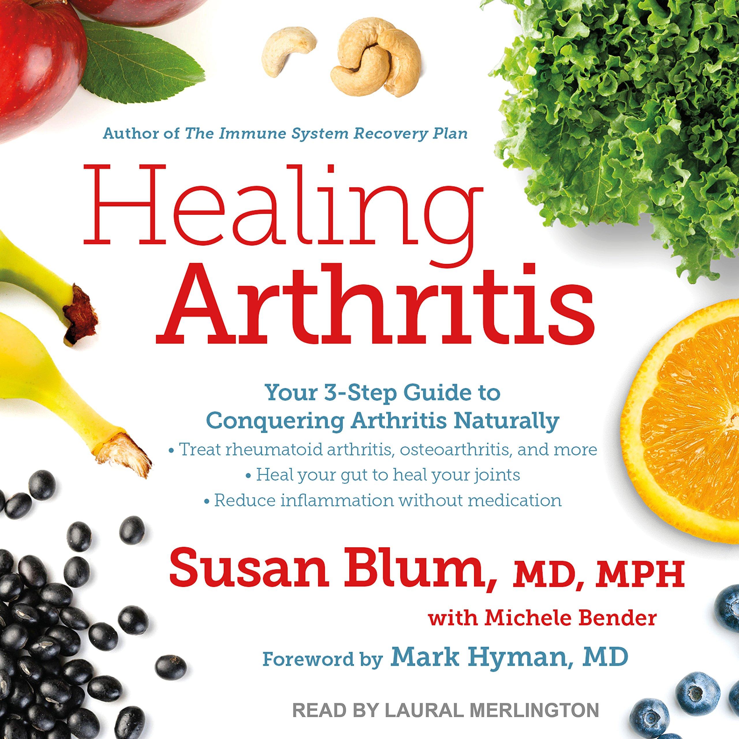 how can i treat arthritis naturally