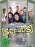Scrubs: Die Anfänger - Die komplette dritte Staffel (4 DVDs)