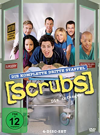 scrubs alle staffeln blu ray