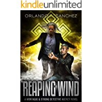 Reaping Wind: A Montague & Strong Detective Novel (Montague & Strong Case Files Book 9)