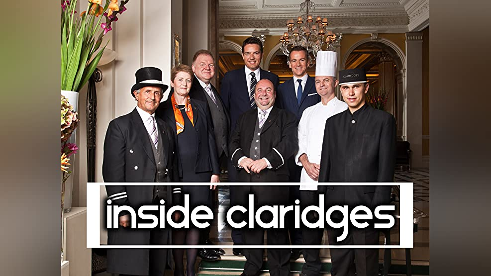 Inside Claridge's Season 1