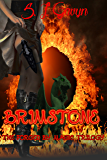 Brimstone, a Paranormal Romance/ Urban Fantasy (Book One of the Forged by Magic Trilogy) (English Edition)