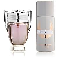 PACO RABANNEinvictus Edt Spray Plus Deodorant Spray, 100 ml/150 ml