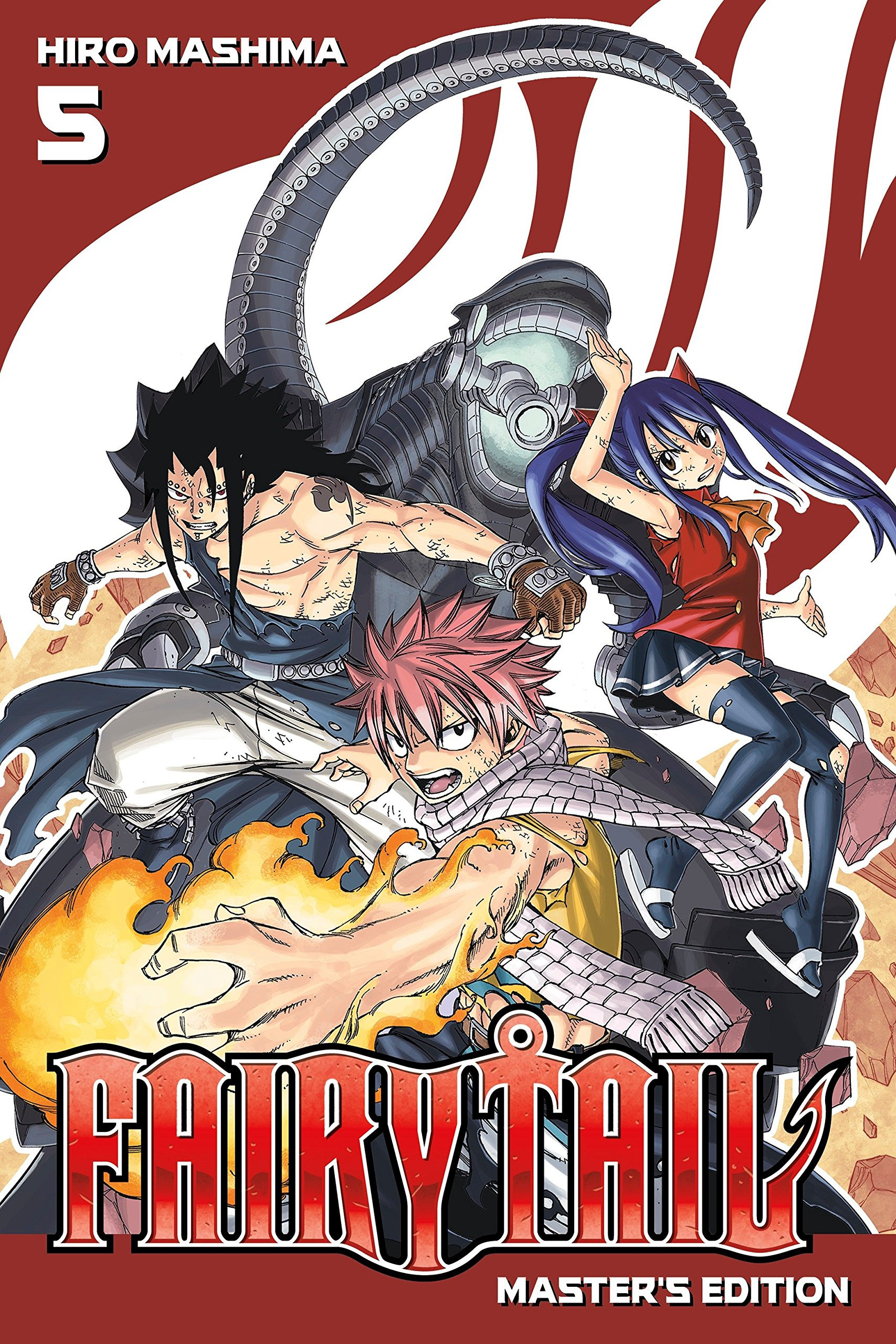 Fairy Tail Master's Edition Vol. 5 ebook