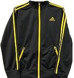 adidas 3 Stripes Youth Dark Grey/EQT Yellow