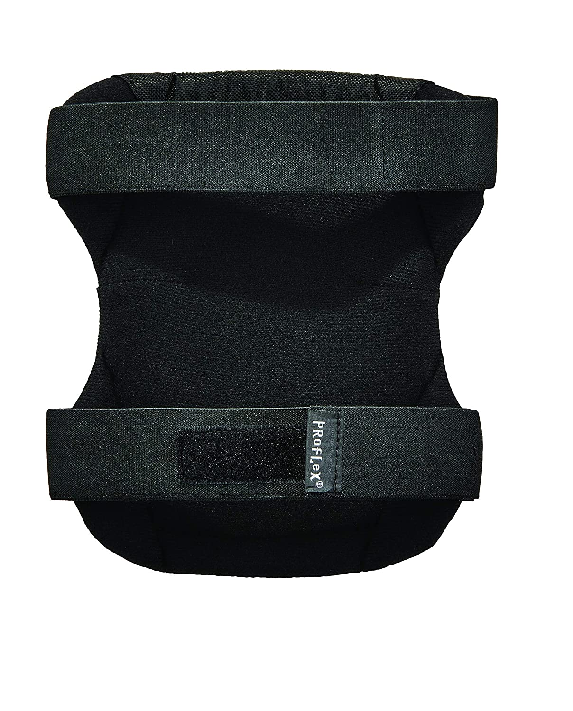 Hook /& Loop Closure Knee protector; knee pad; knee safe; safety equipment Ergodyne ProFlex 325HL Non-Marring Cap Knee Pads