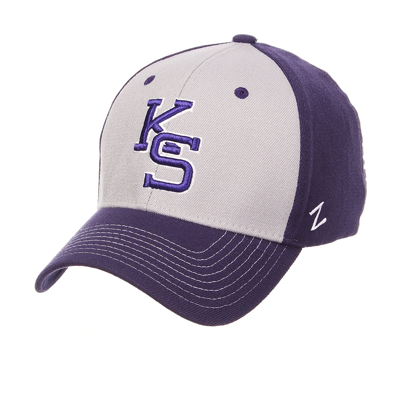 ステッチNCAA帽子 XL パープル B076HK1HTC