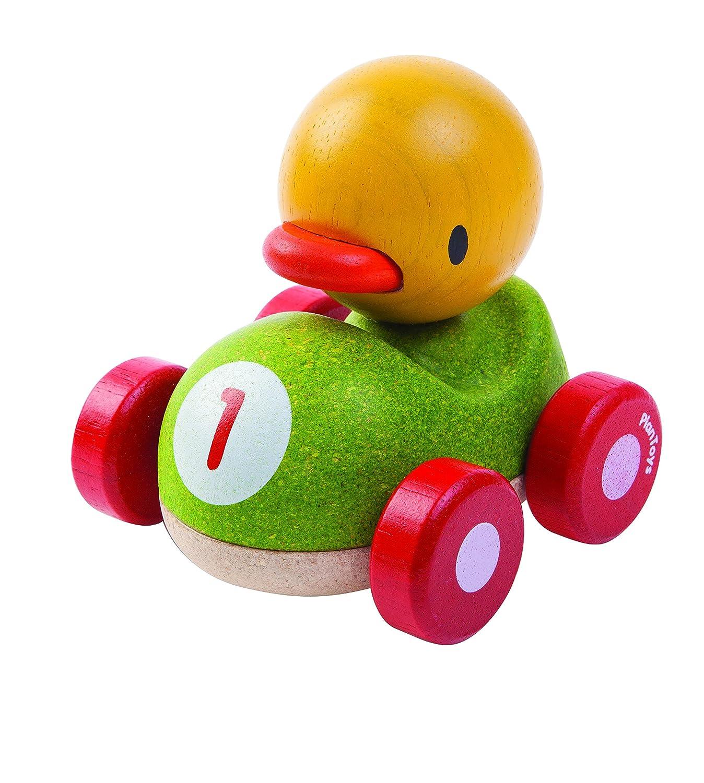 PlanToys Duck Racer Mini Vehicle
