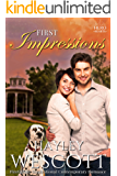 First Impressions: Firefighter Inspirational Contemporary Romance (Hero Hearts Contemporary)