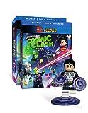 LEGO DC Comics Super Heroes: Justice League: Cosmic Clash (Blu-ray+DVD+Digital HD UltraViolet Combo Pack)