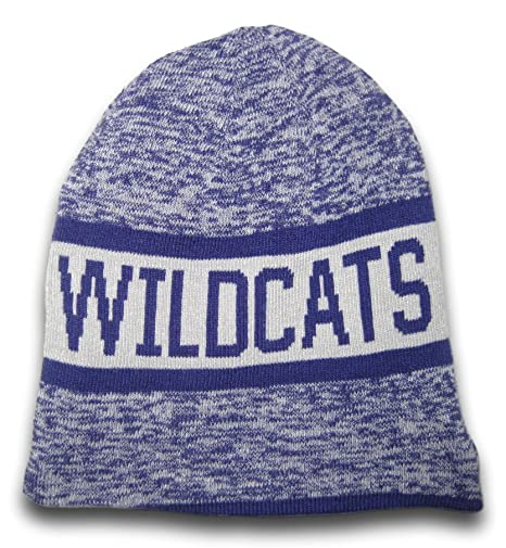 online store ca04b bd5a8 Amazon.com   Fan Apparel Kansas State Wildcats Reversible Beanie Hat Toque    Sports   Outdoors