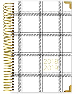amazon com bloom daily planners 2018 calendar year daily planner
