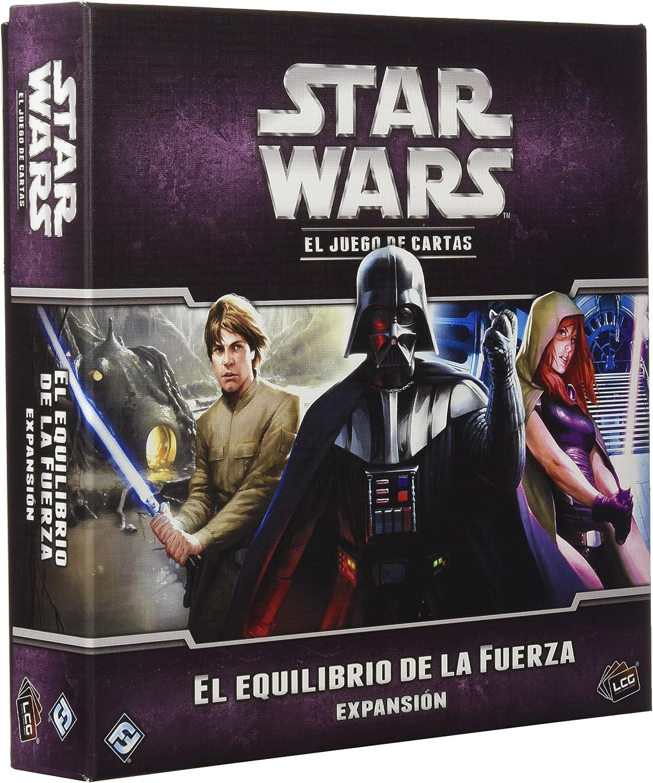 Edge Entertainment - Star Wars LCG: El Equilibrio De La Fuerza ...