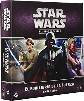 Edge Entertainment - Star Wars LCG: El Equilibrio De La Fuerza ...