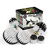 Drill Brush – Ultimate Car Wash Kit - Cleaning Supplies – Car Carpet - Truck Accessories - Wheel Brush - Motorcycle Accessori