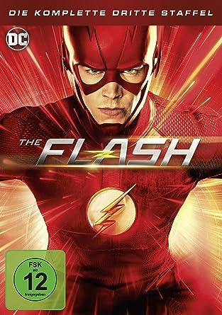 The Flash Die Komplette 3 Staffel Dvd Amazonde Grant