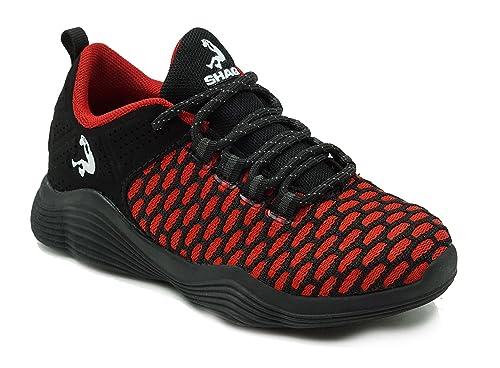 mejor precio para 50% rebajado belleza Shaq Kid's Shoe's Emerge Athletic Sneaker red/black Size 5.5 M