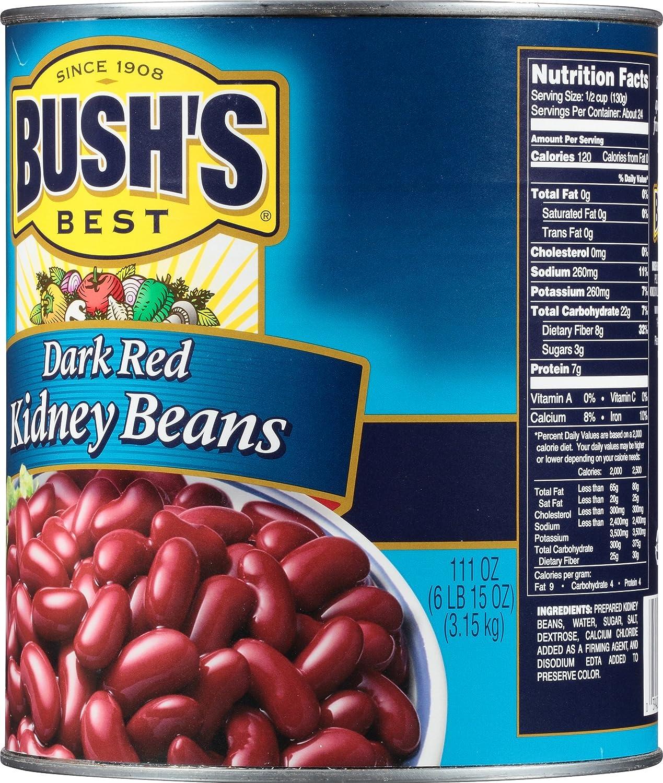 Kidney Beans Nutritional Value Nutritionwalls