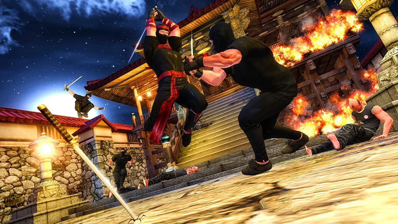 Ultimate Ninja Survival Fatal Warrior Superhero Action ...
