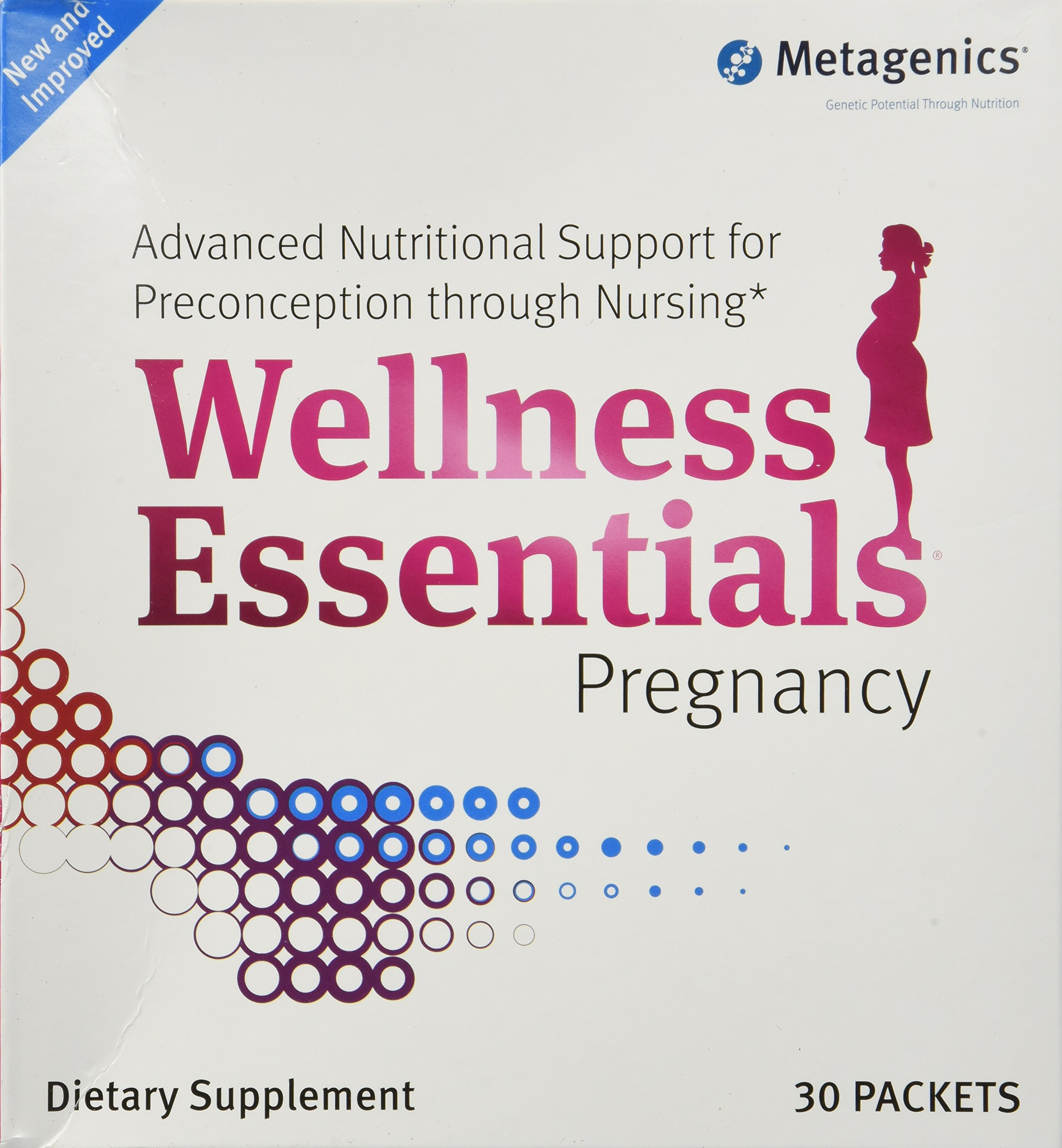 Metagenics Wellness Essentials for Pregnancy -- 30 Packets