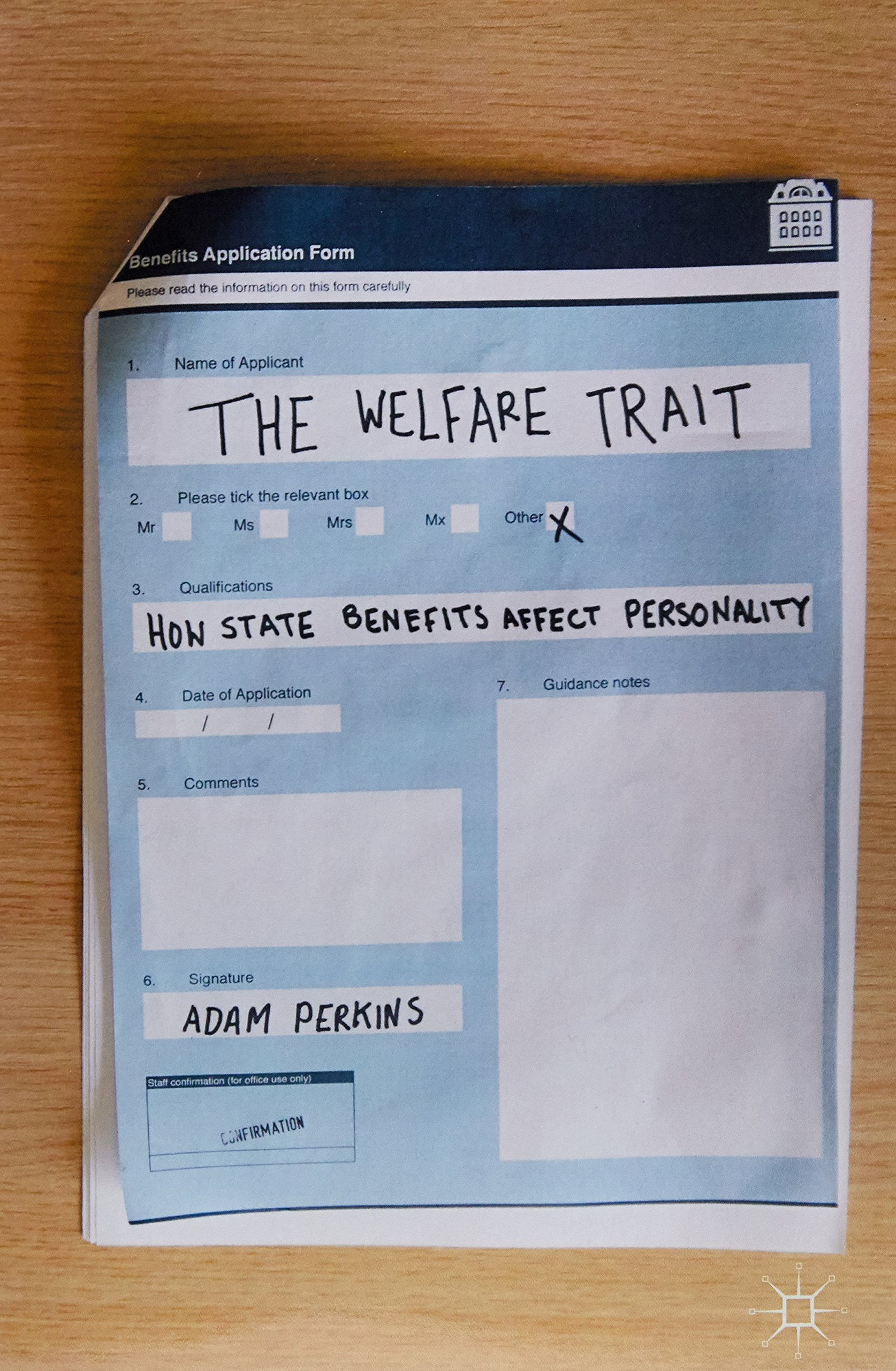 a3348f819 The Welfare Trait: How State Benefits Affect Personality: Amazon.co ...