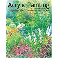 Acrylic Painting Step-by-Step: 22 Easy Modern Designs