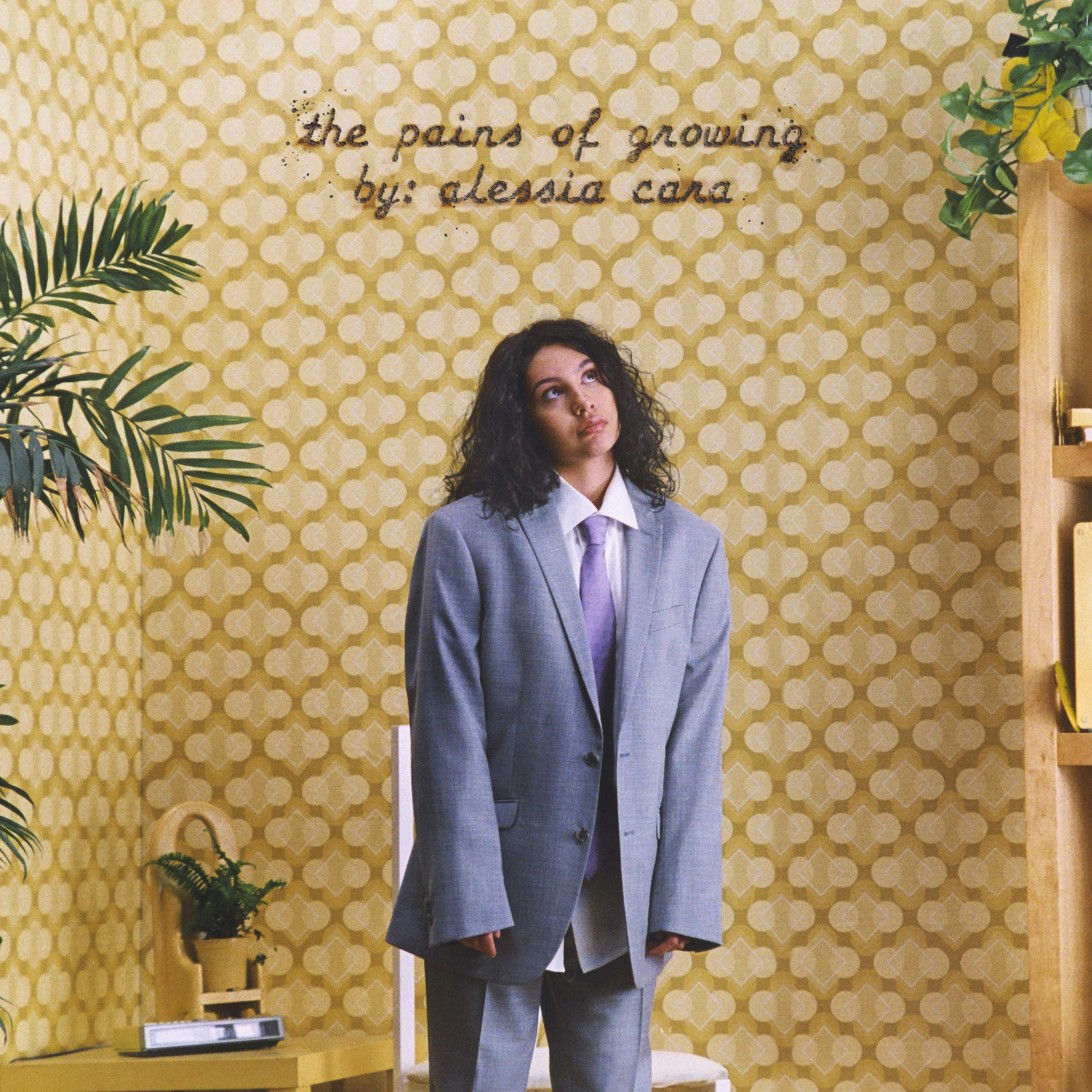 CD : Alessia Cara - Pains Of Growing (Deluxe Edition, Germany - Import)