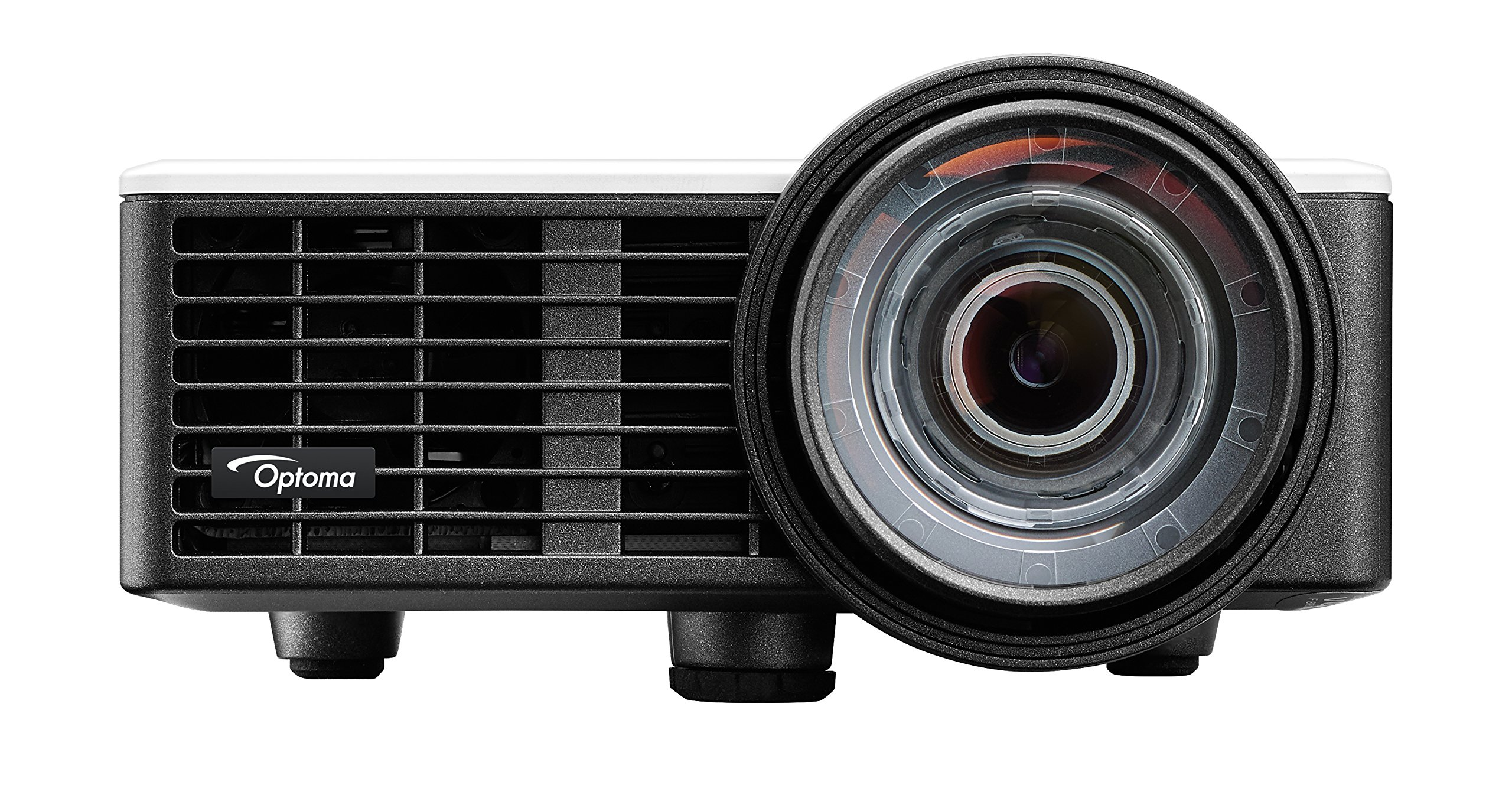 Optoma ML750ST Ultra-Compact 700 Lumen WXGA Short Throw LED Projector with MHL Enabled HDMI Port by Optoma