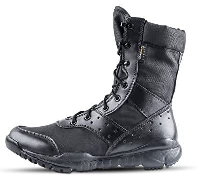 6d254491513e WWOODTOMLINSON Men s LD Lightweight Combat Boots Military Tactical Boots