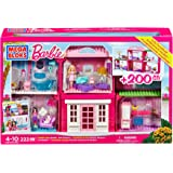 Mega Bloks Barbie Build-N-Play Fab Mansion