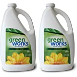 Clorox Green Works Natural Laundry Detergent, Original Scent, 40 oz. Each, Pack of 2