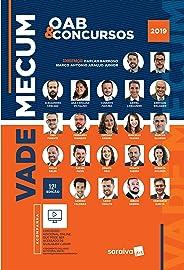 Vade Mecum OAB concursos - 1ª edição de 2019