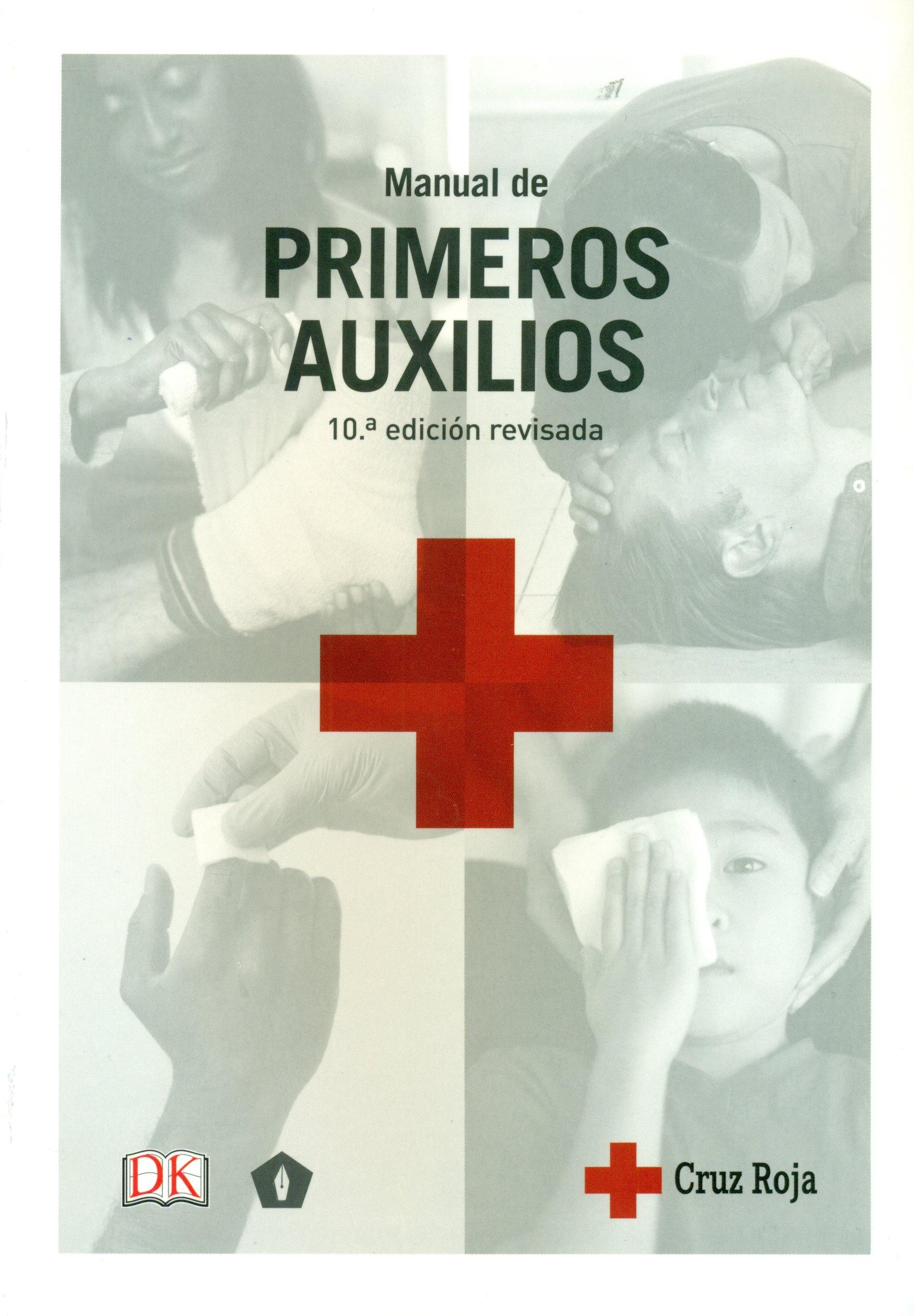 Manual de primeros auxilios: Amazon.es: Cruz Roja Española, López ...