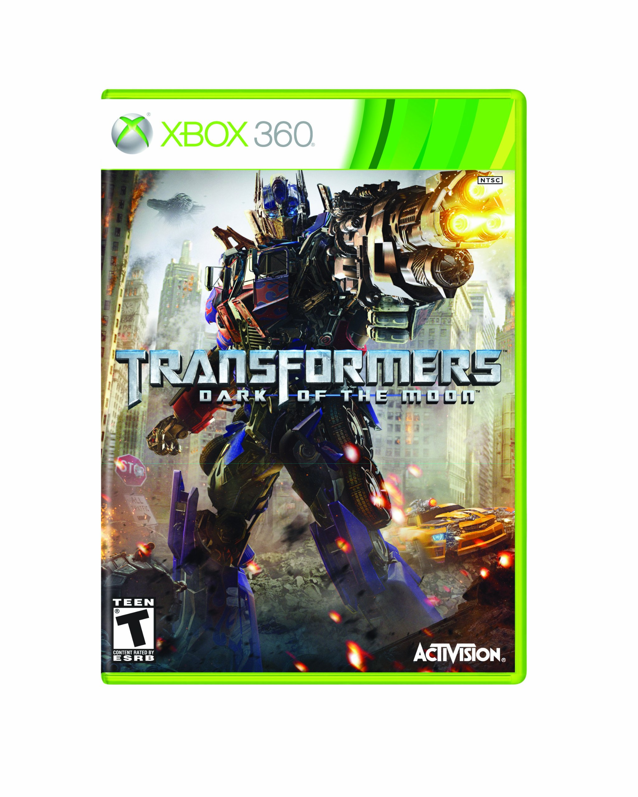 [Jeu vidéo] Films Transformers - The Game | Revenge of the fallen | Dark of the Moon | Rise of the Dark Spark | etc - Page 5 9115PPXf7kL