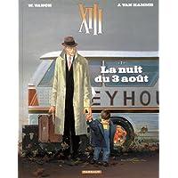 XIII - Nouvelle collection - tome 7 - La nuit du 3 août