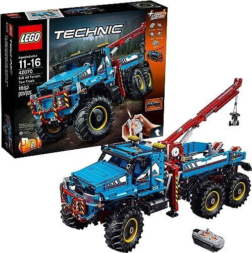 42070: 6×6 All Terrain Tow Truck