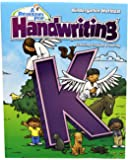 A Reason for Handwriting: Level K: Manuscript Student Workbook