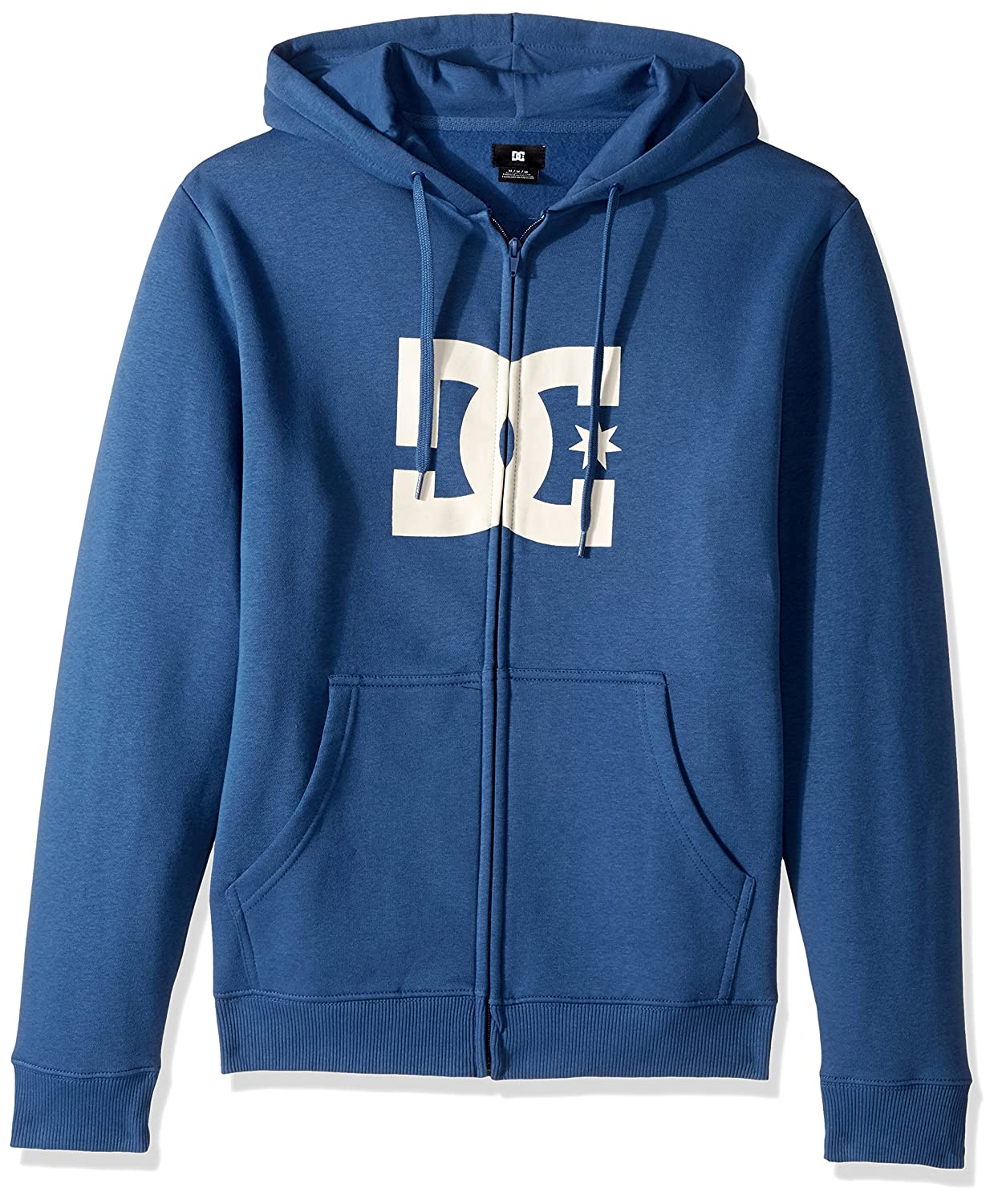 DC Men's Star Zip-Up Sweatshirt Hoodie DC Young Men's EDYSF03108