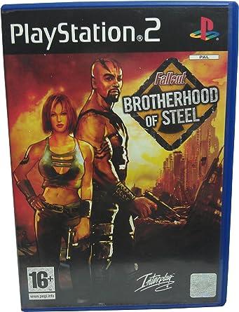 FALLOUT BROTHERHOOD OF STEEL - VERSION DE ESPAÑA PS2 PLAYSTATION 2: Amazon.es: Videojuegos