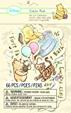 EK Success Disney Die-Cut Cardstock, Classic Pooh Firsts