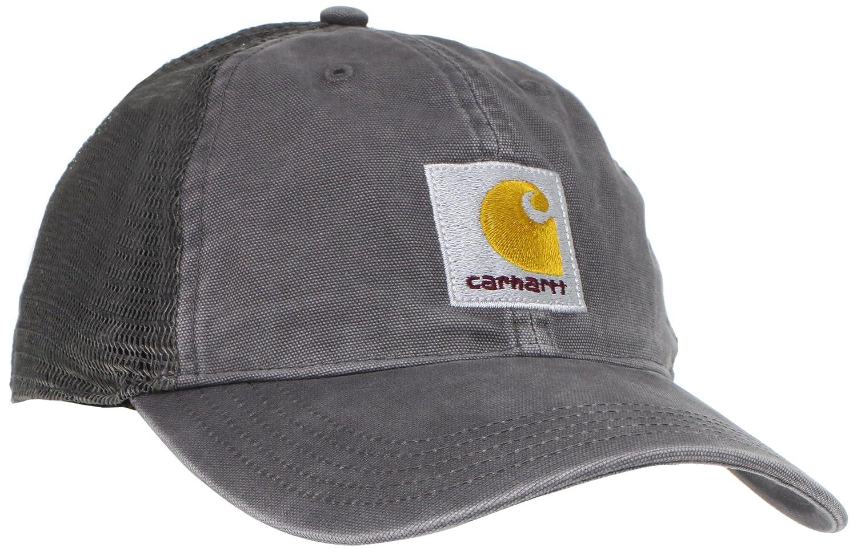 Carhartt Men's Buffalo Sandstone Meshback Cap