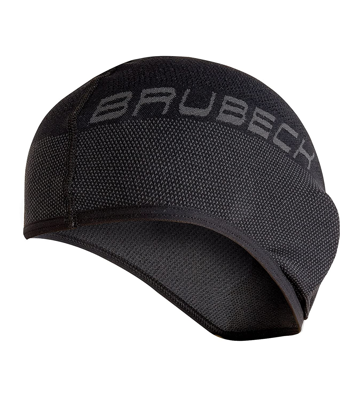 BRUBECK® KM10370 X-FACE Sturmhaube Damen Herren | Merinowolle-Anteil | Balaclava | Skimaske | Sturmmütze CZKOMBRU