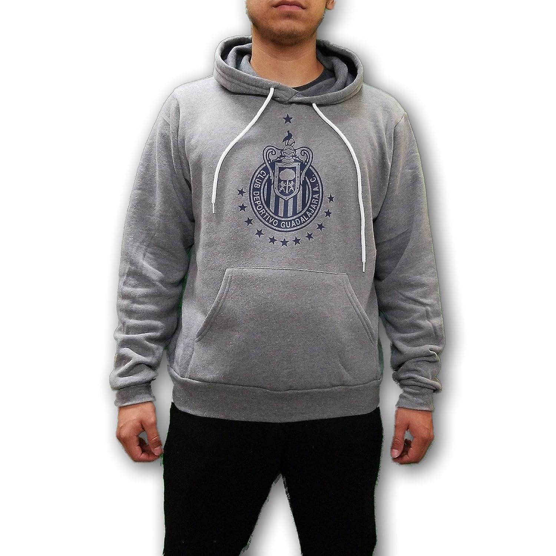 Amazon.com: ESF Chivas de Guadalajara Mens Pullover Hoodie Sweatshirt: Clothing