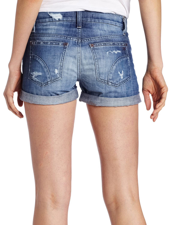Amazon.com: JOE S JEANS de la mujer 3.5 inches Loose rollo ...