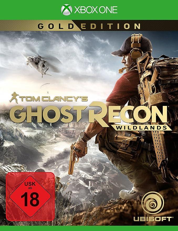 Tom Clancys: Ghost Recon Wildlands Gold Edition [Importación alemana]: Amazon.es: Videojuegos